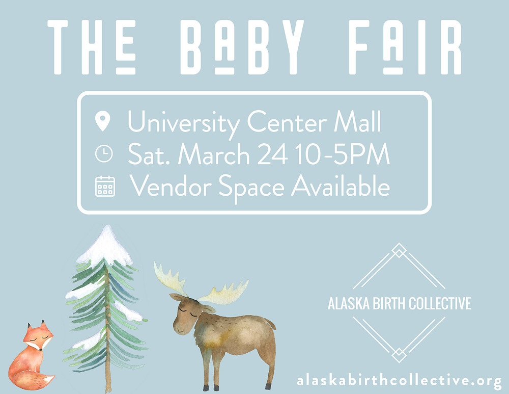 The Alaska Birth Collective Baby Fair