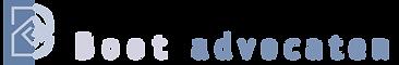 Logo Boot Advocaten
