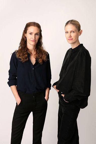 KLASK co-fondatrices Nolwen Le Saux et Sarah Bertounesque