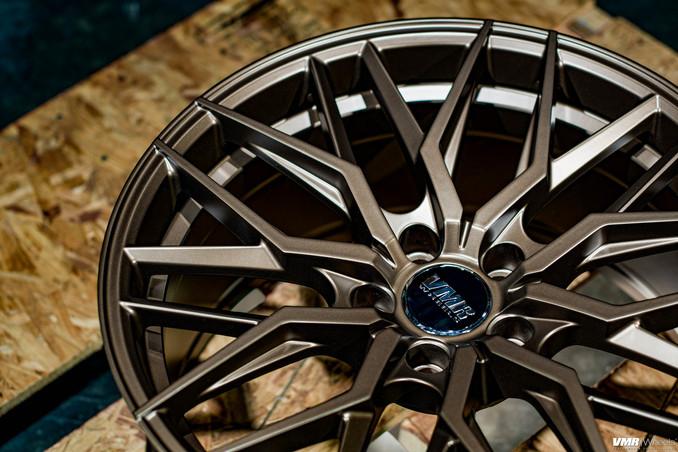 V802 Matte Bronze
