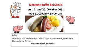 Metzgete bei Sami's