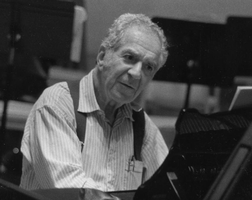 Claude Frank, Pianist