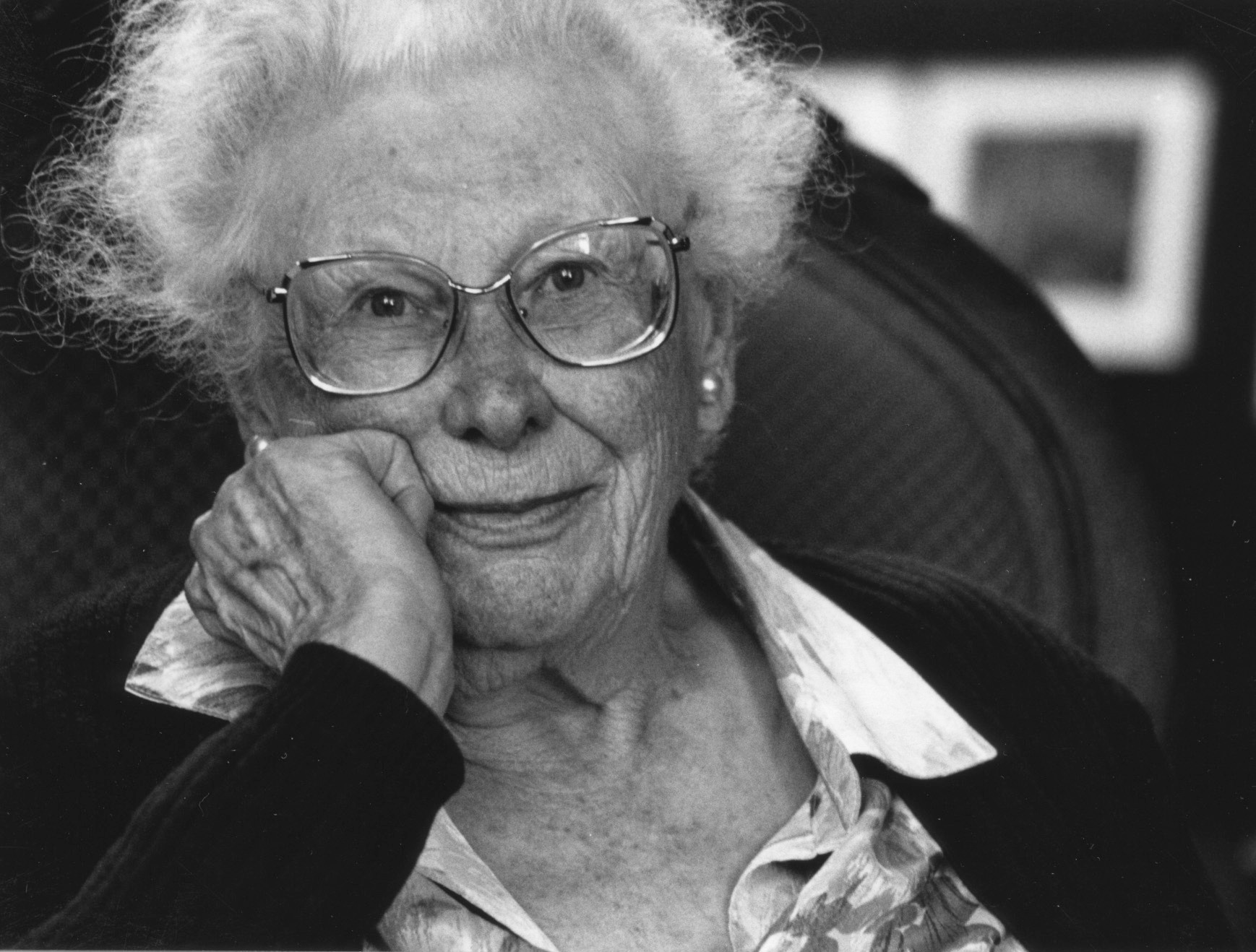 Virginia Adams, Ansel's Wife