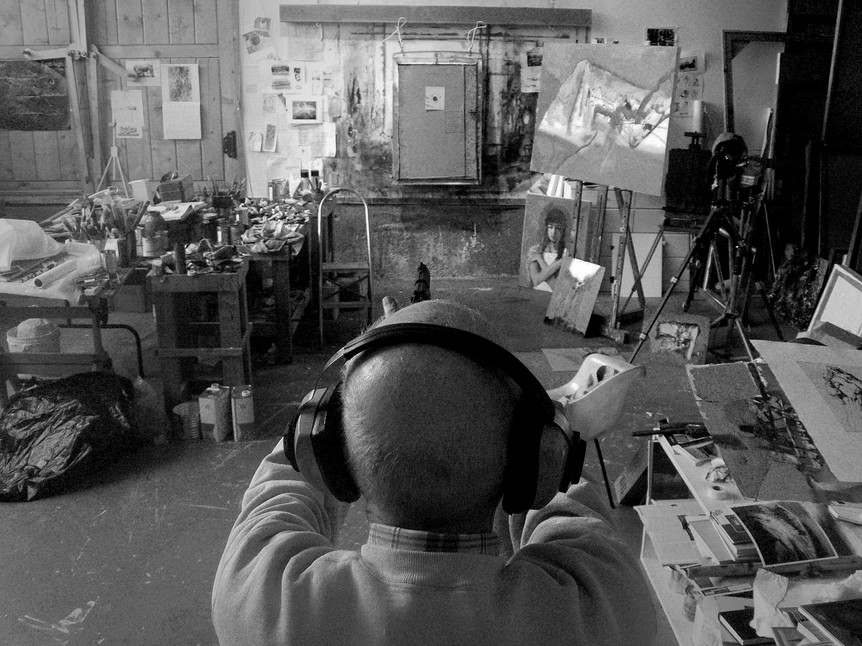 Doug Snow, Painter