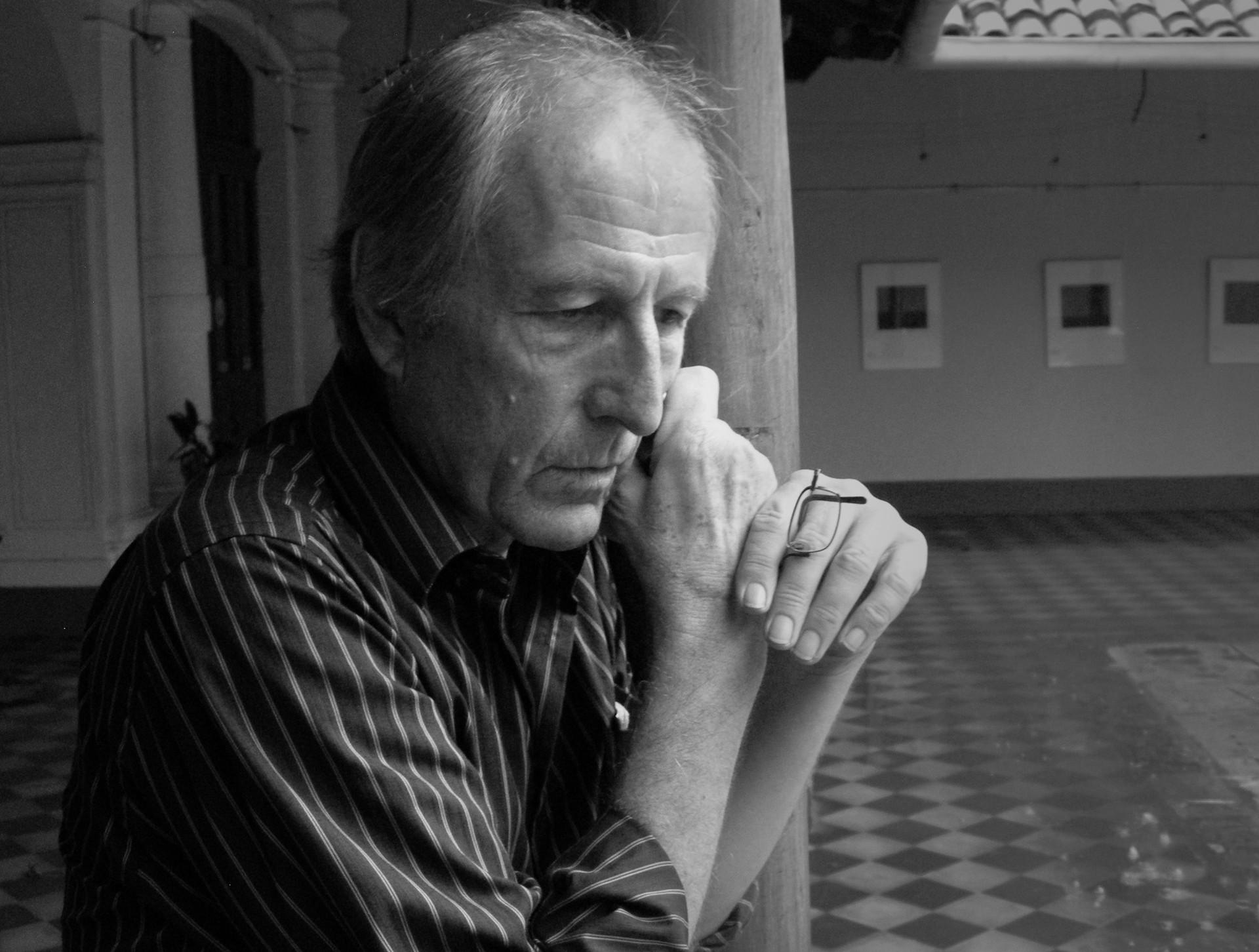 Dieter Stadler, Director, Casa de los Tres Mundos, Granada, Nicaragua