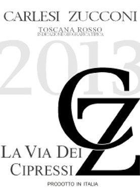 La Via Dei Cipressi 2013