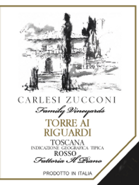 "IGT Rosso Toscano ""TORRE AI RIGUARDI"" 2013"