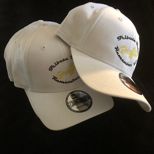 High Quality (COMBO) Collectors Hat  (2 hats white)