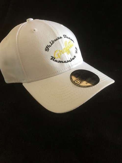High Quality Collectors Hat (White)