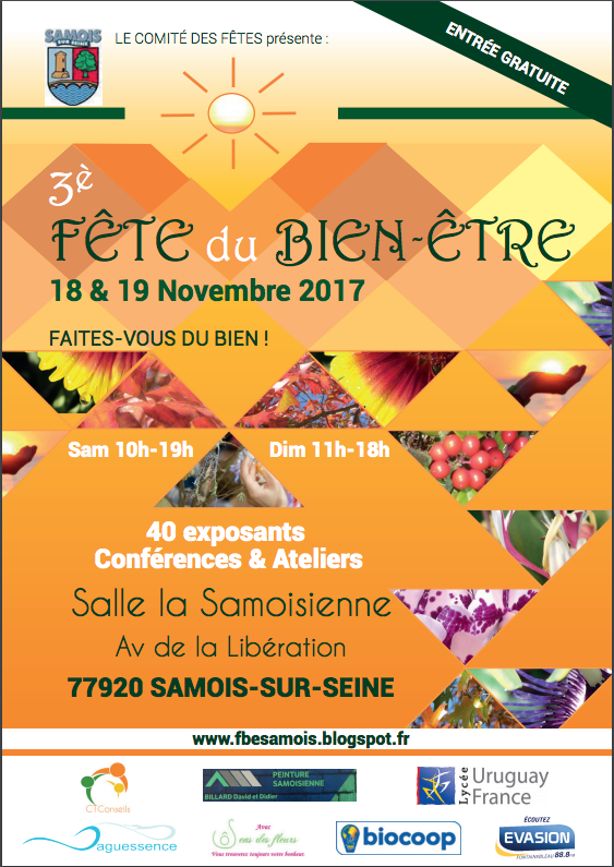 Fête du Bien-Être - Samois