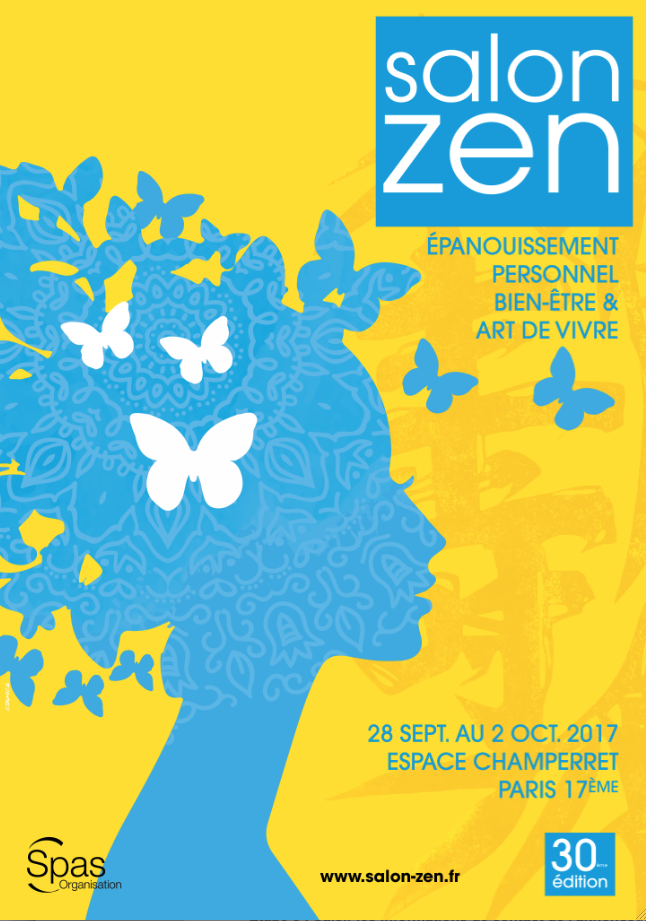 Salon Zen 2017 - 28 sept. / 2 oct.