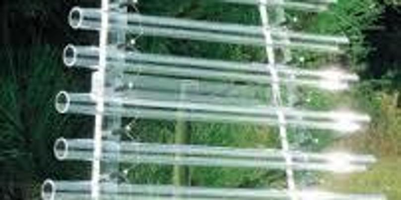 Relaxation sonore avec harpes de cristal