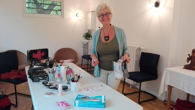 Atelier Relooking avec Delphine Couturier