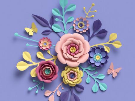 DIY : faire ses fleurs en papier