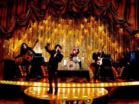 CROWLEYが50年前の昭和歌謡、「悪魔がにくい」のカバーを含むミニアルバム「悪魔がにくい」を12月にリリース!!!