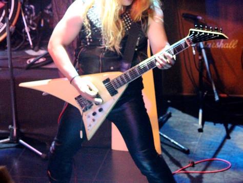 CROWLEY 地獄の国のアリスツアー参加ギタリスト、KENTの正式加入が決定!!!!!