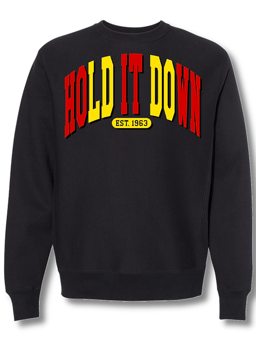 HOLD IT DOWN: SUPERBOWL EDITION
