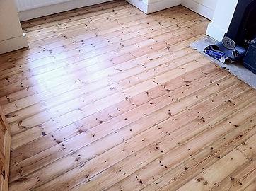 Floor sanding Stamford Hill