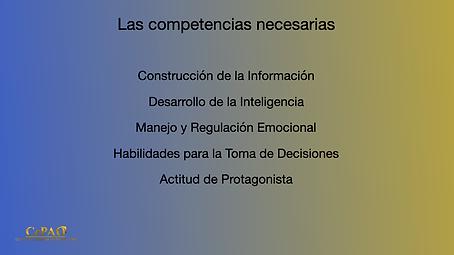Cinco Competencias