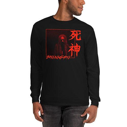 Unisex Shinigami Long Sleeve Shirt