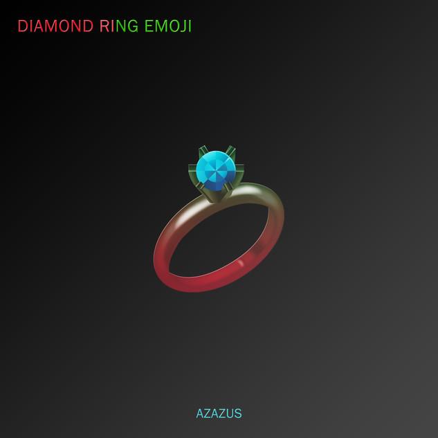 Azazus Diamond Ring Emoji Cover Art.jpg