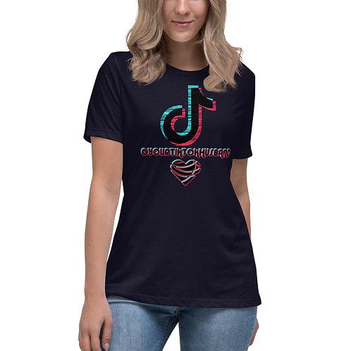 YourTikTokHusband Women's Relaxed T-Shirt