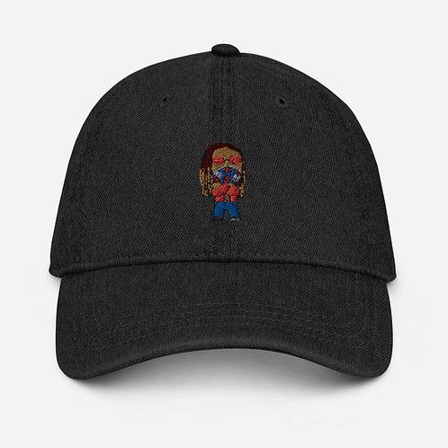 Denim Azazus Hat