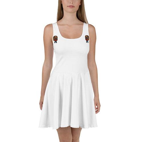 Chibi Azazus Flared Dress #2