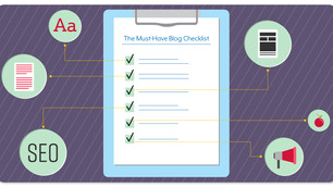 The Must-Have Blog Checklist Before You Hit Publish