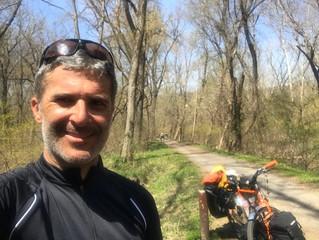 Spring Biking with Steve!