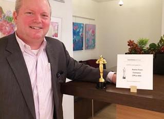 Keene Won An Oscar!