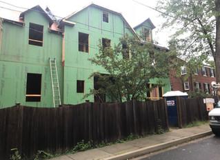 Progress on Steve's Homebuilding Project!
