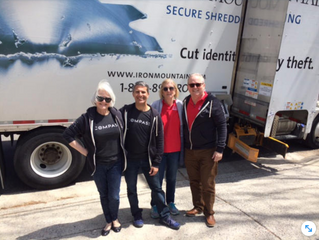 Coming Soon: Annual Shred Day Event!