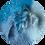 Thumbnail: Blue-razz Lemonade Icee - 8oz