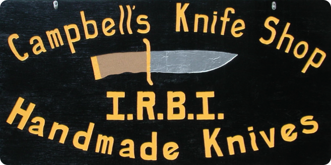 IRBI Knives - Moose Pass, Alaska