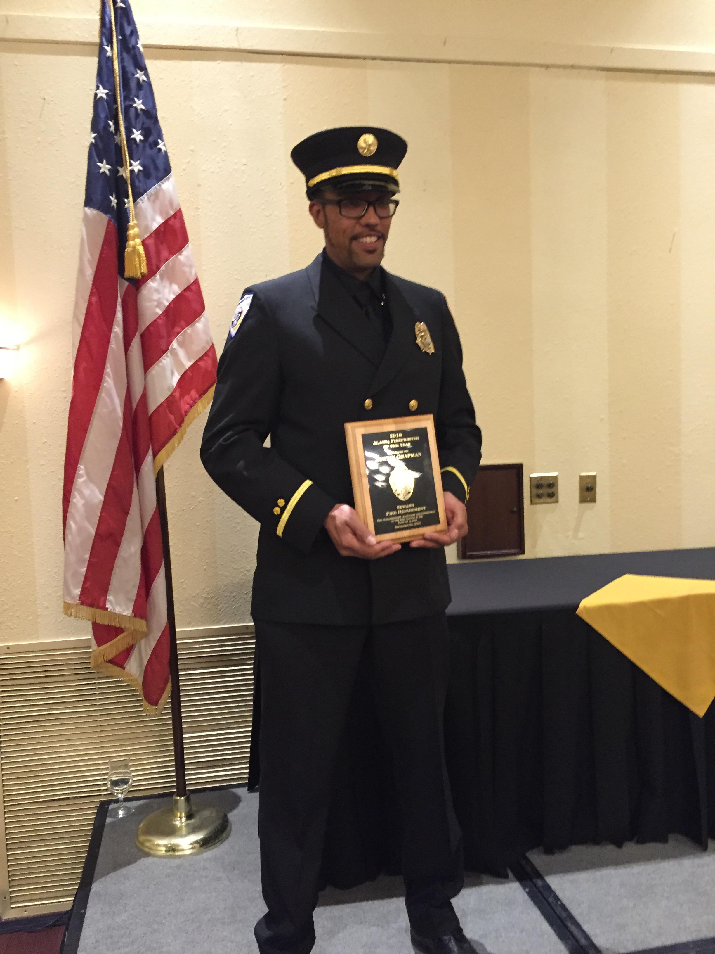 Lt. Austin Chapman