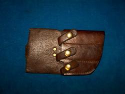 Custom 3-knife sheath