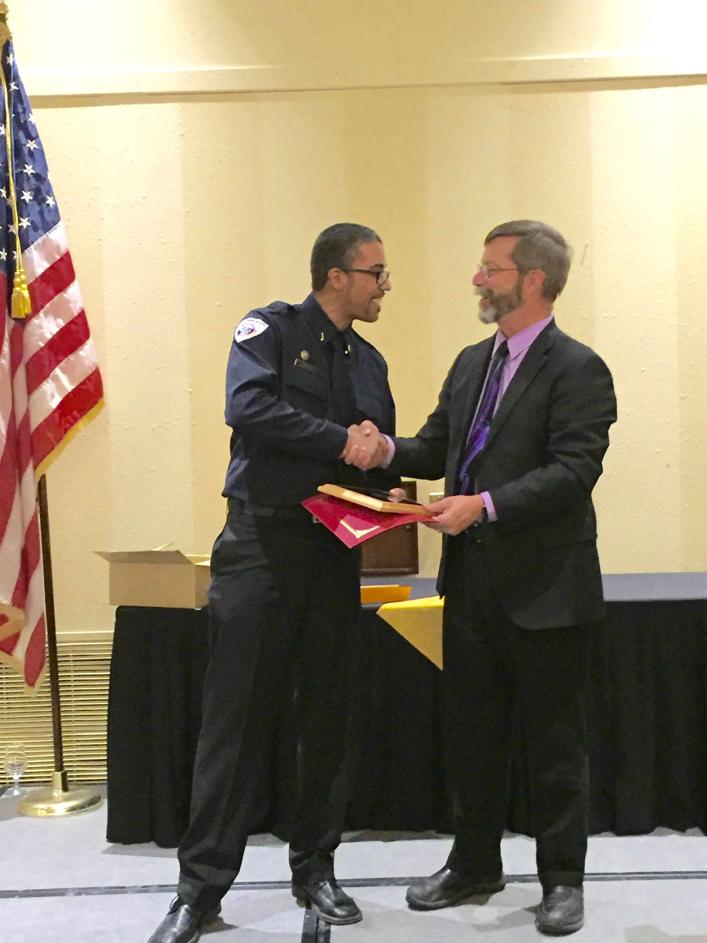 2016 Alaska Firefighter of the Year