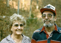 Irvin and Clara Campbell 1980