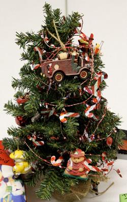 SFD's Mini Christmas Tree