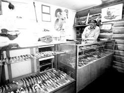 Photo by Schultz 1981 13 - show room