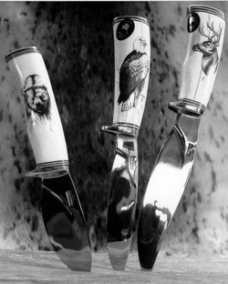 Photo by Schultz 1981 11 - three beauties