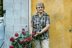 Clara Campbell circa 1987