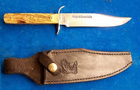 Custom IRBI Sheath for a non-IRBI knife
