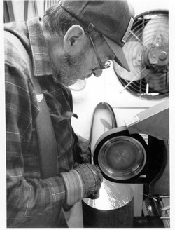 Photo by Beam - grinding 1989