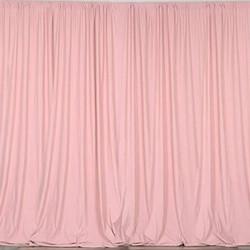 Polyester Blush Drapes