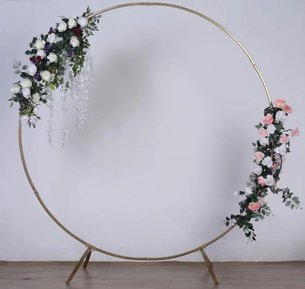 Round Gold Backdrop Stand 7.5ft.JPG