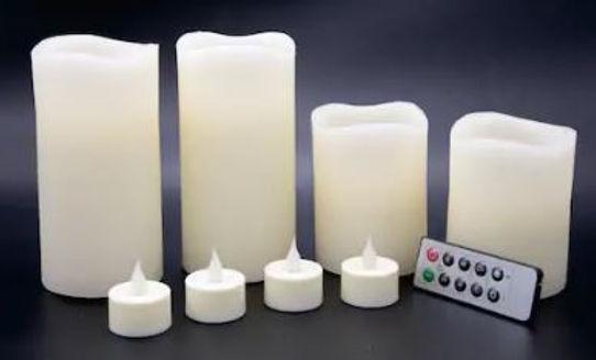 LED Candle Set-Assorted Sizes.JPG