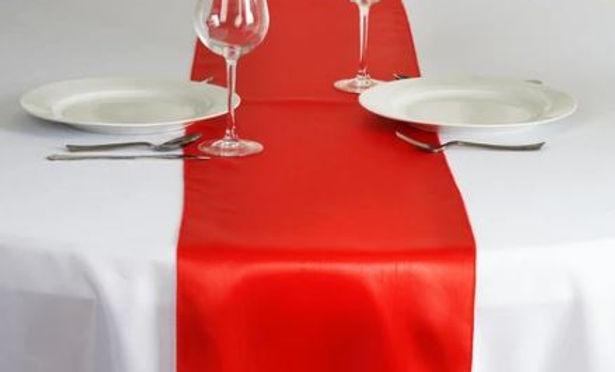 Red Satin Table Runner 12x108.JPG
