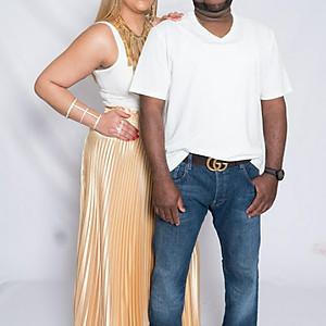 Mr. & Mrs. Powe